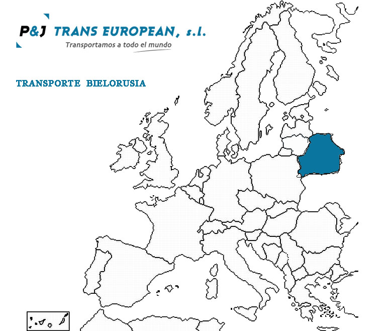Transporte a Bielorrusia