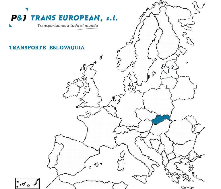 Transporte a Prešov