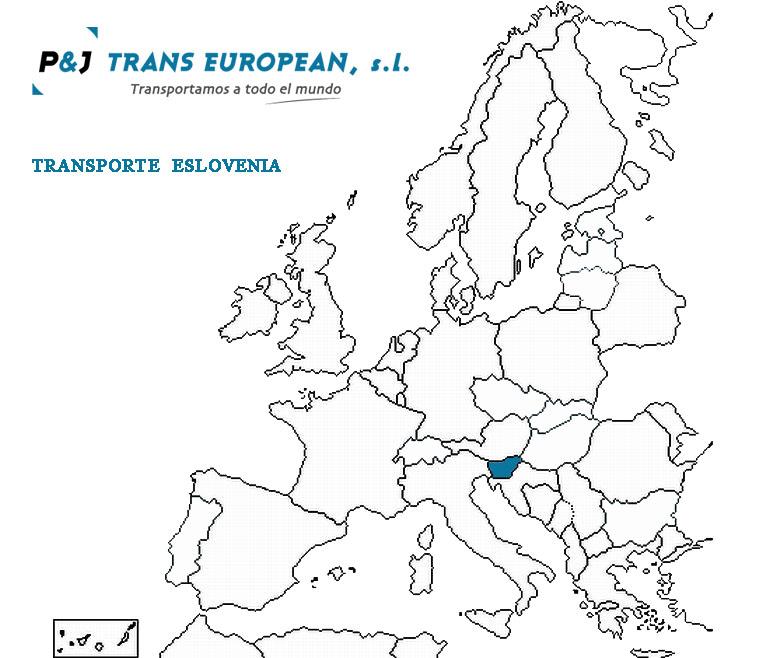 Transporte a Eslovenia