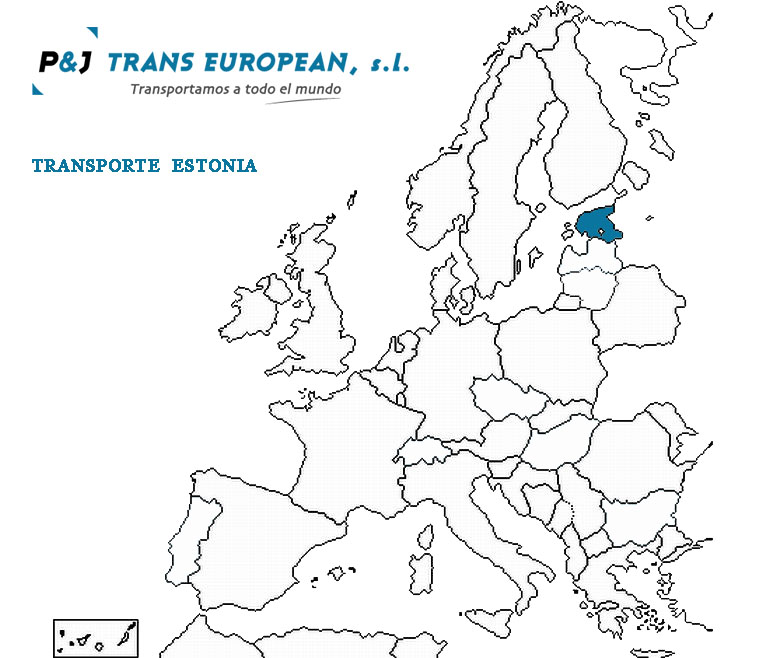 Transporte a Estonia