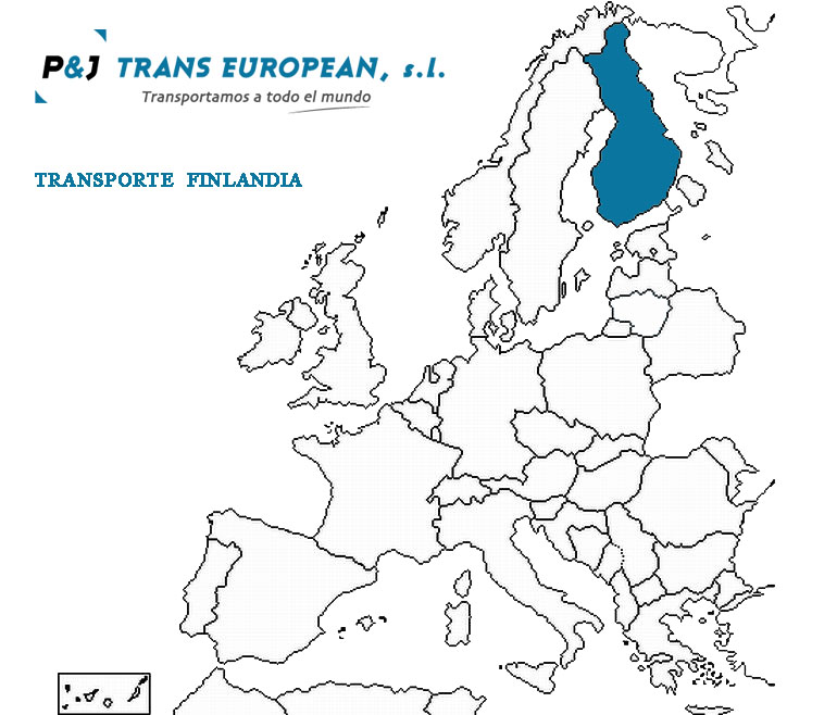 Transporte a Finlandia