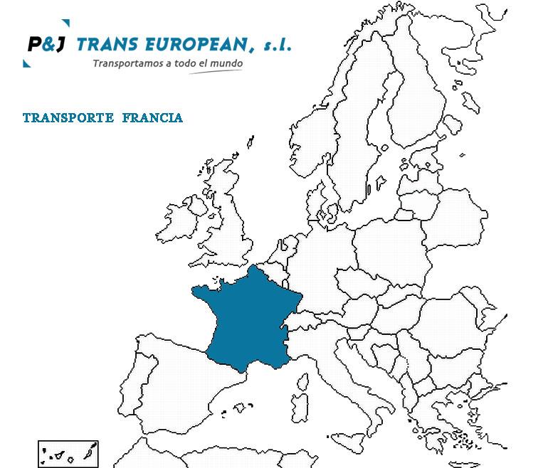 Transporte a Francia