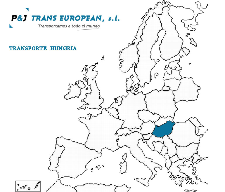 Transporte a Budapest