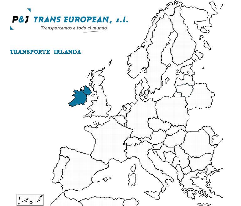 Transporte a Dublín