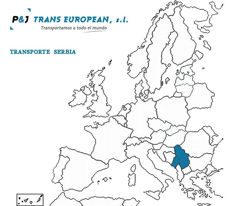 Transporte a Kragujevac