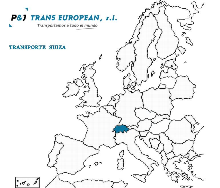 Transporte a Winterthur