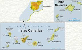 transporte a Baleares y Canarias