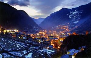 Transporte Andorra
