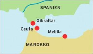 Transporte Ceuta