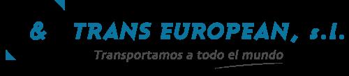 Empresa de Transportes en Barcelona - P&J TRANS EUROPEAN